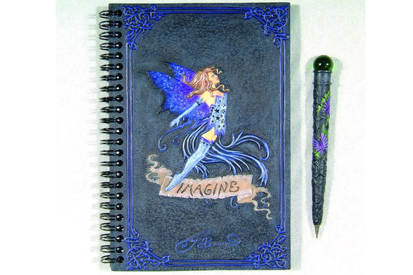 Fairy Journal & Pen Set ~ Amy Brown Collection ~ IMAGINE 7833