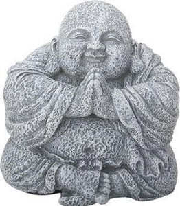 YTC Summit International Hotei Seated Happy Smiling Buddha Figurine Pu-Tai Buddhism Home Decoration New