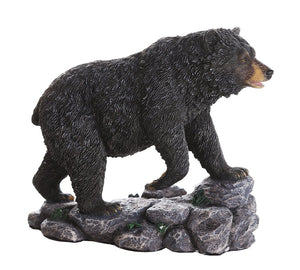 Pacific Giftware Black Bear Collectible Figurine Statue Home Decor Gift