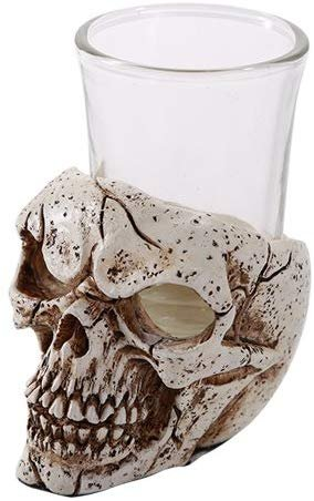 Pacific Giftware Skull Shot Glass 2oz