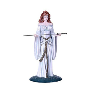 Pacific Giftware The Lady of The Lake Resin Figurine Statue 13.75 inches