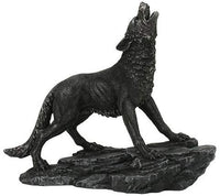 Large Werewolf Faux Stone Polyresin Home Decor Statue