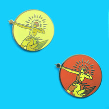 Load image into Gallery viewer, Artemis or Apollo Enamel Pin