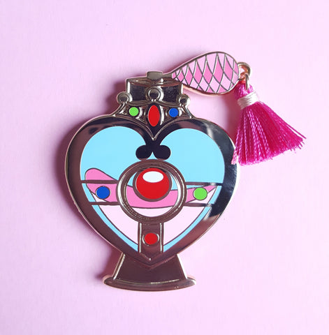 Sale CLEARANCE Cosmic Compact Perfume Bottle
