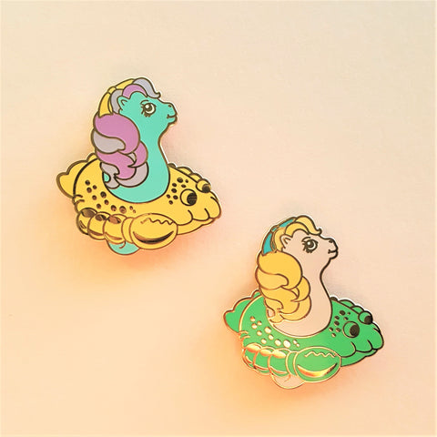 CLEARANCE Sea Pony Lobster Floaty Pins