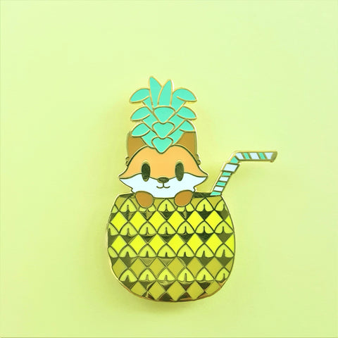 Pineapple Fox