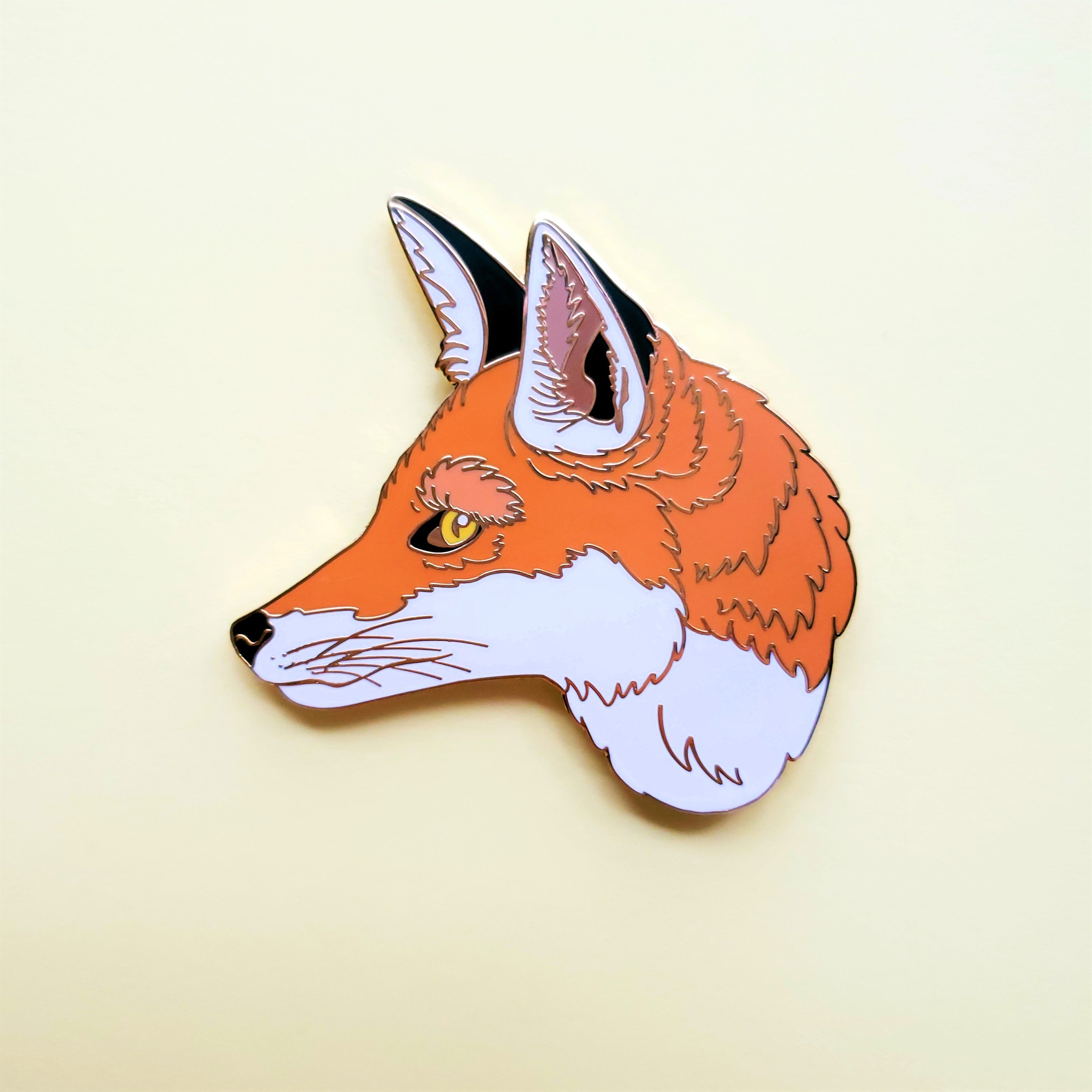 CLEARANCE Fox Pins
