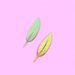 Sage Herb Leaf Enamel Pin