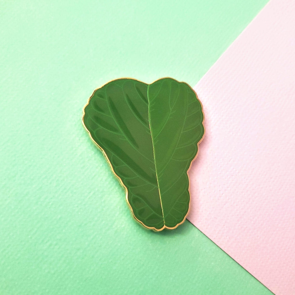 Fiddle Leaf Fig Pin