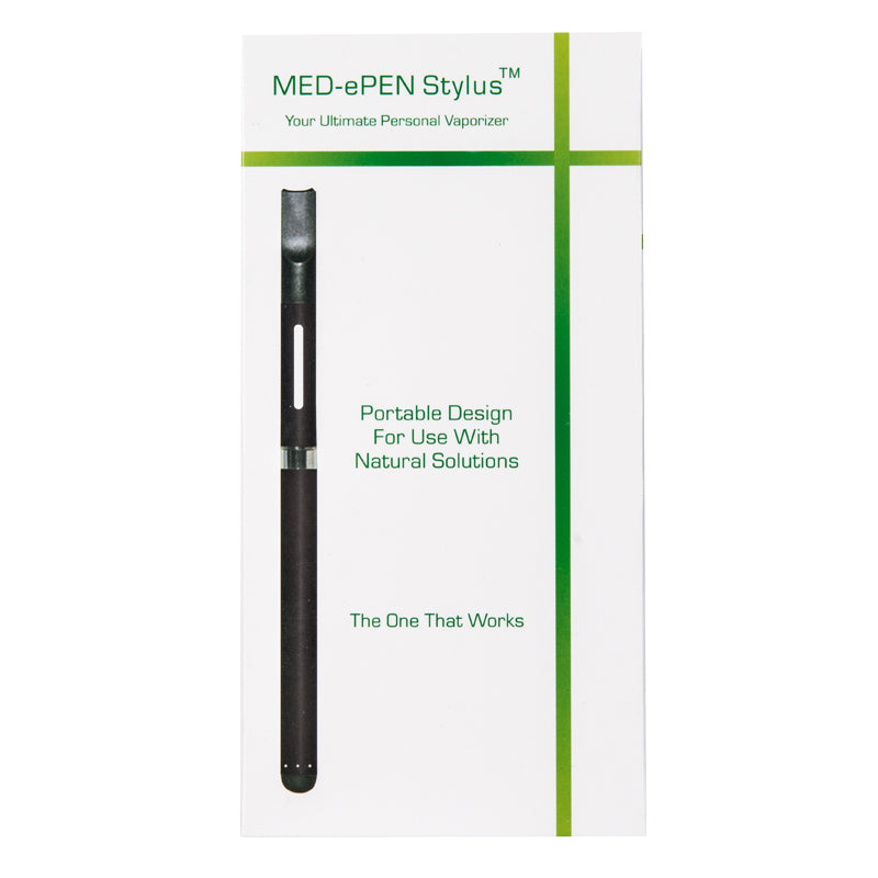 Med-ePen™ Auto Stylus Pen w/ USB Charger in Retail Box