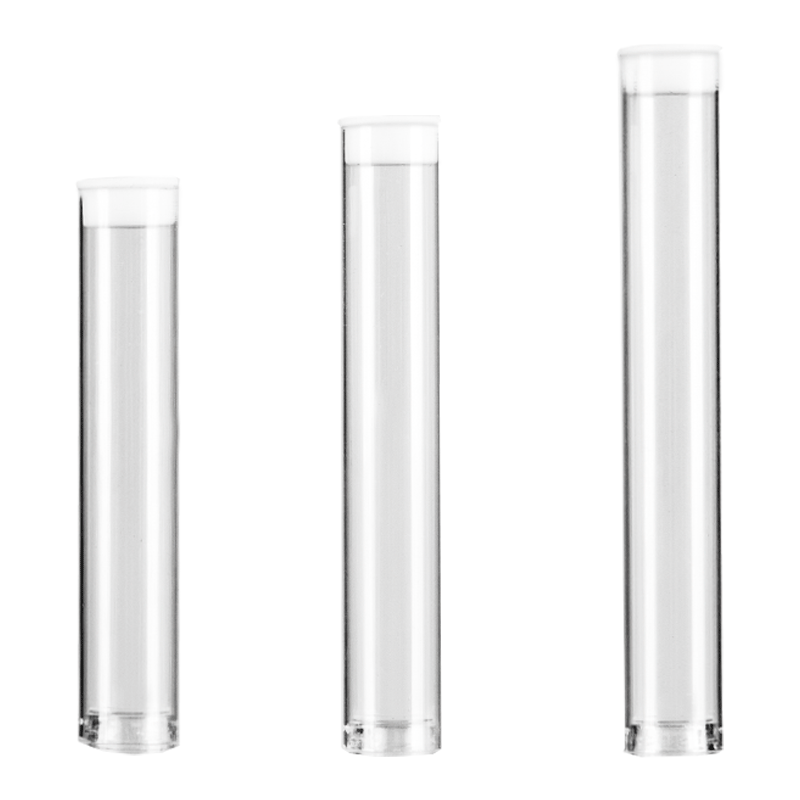 Plastic Tubes for Cartridges *1000 Count*