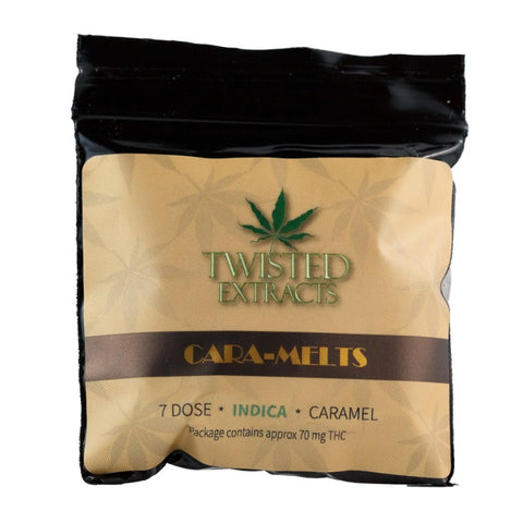 Twisted Extracts - Caramelts
