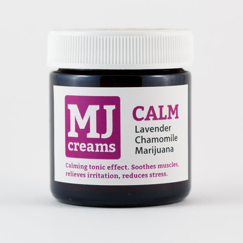 MJ Creams – Calm