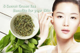 5 Secret green tea  Benefits  for your skin