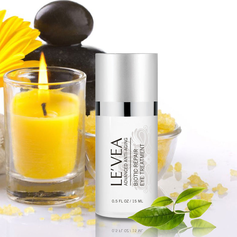 Why LE'VEA Eye Repair Cream - A true story