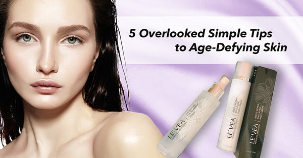 5 Overlooked Skincare Tips