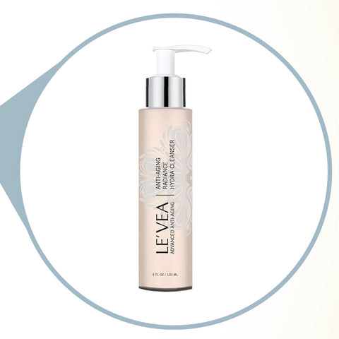 Levea cleanser featured on Dermascope 2017