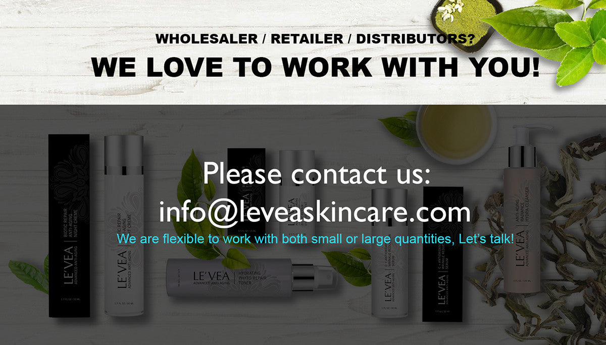 Skin Care for Wholesale distributors