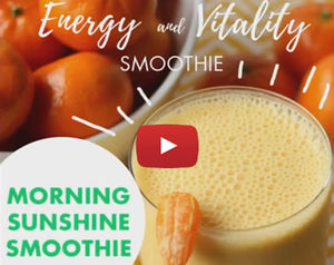 ENERGY AND VITALITY SMOOTHIE