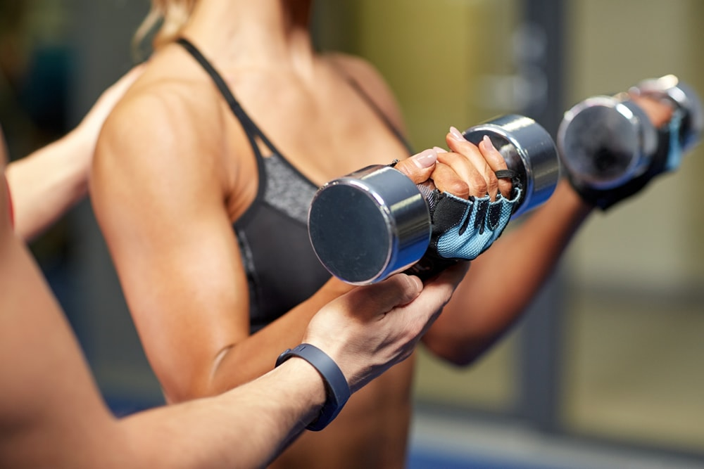 How to sweat your way to toned arms and thighs