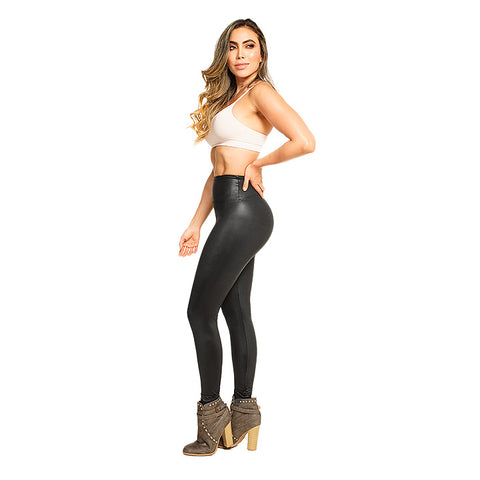 Vanna Belt Leggings Smooth