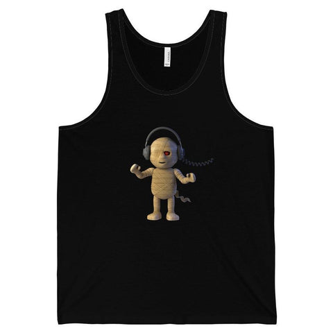 Mummy Music Tank Top