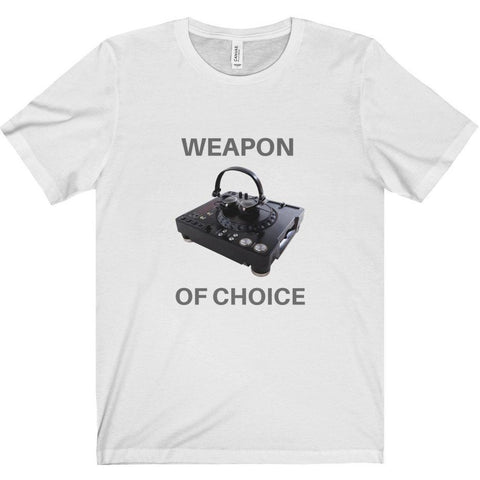 Weapon of Choice Tee