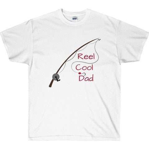 Reel Cool Dad Shirt