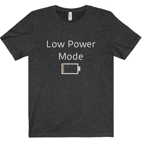 Low Power Mode Tee
