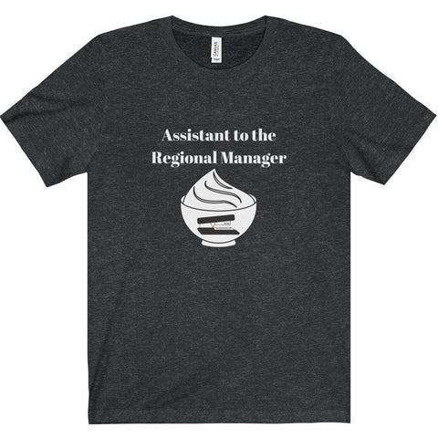 Assistant to the Regional Manager Tee