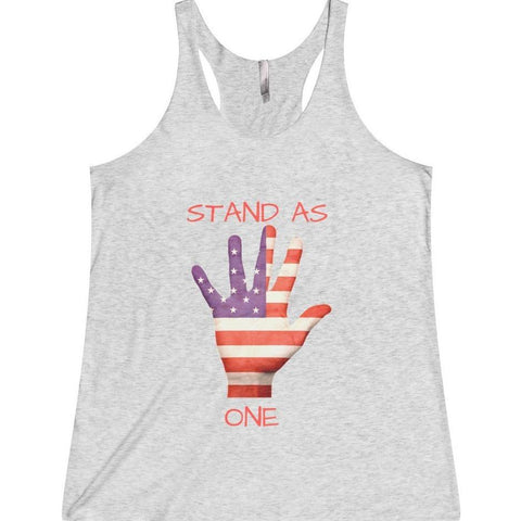 Stand As One Women's Tank Top