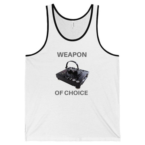 Weapon of Choice Tank Top