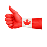 Canada Thumbs Up Shirt