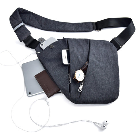 Slim Style Shoulder Bag