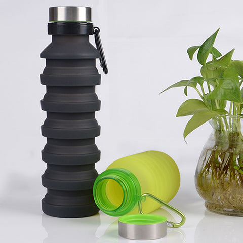 The Ultimate Collapsible Water Bottle™