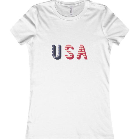 USA Women's Shirt