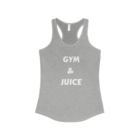 Gym & Juice Women's Workout Tank