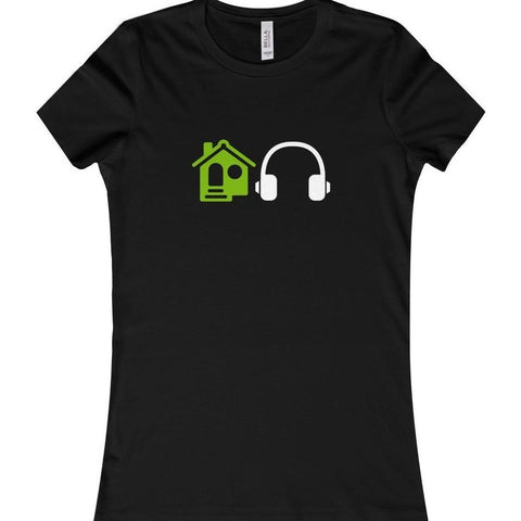 House Music Emoji Women's Favorite Tee