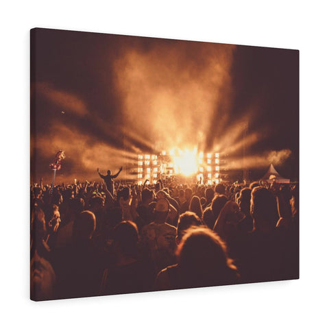 Festival View Premium Wall Canvas