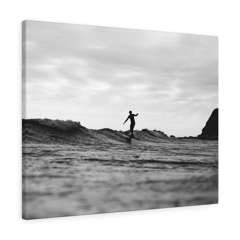 Soul Surfing Premium Wall Canvas