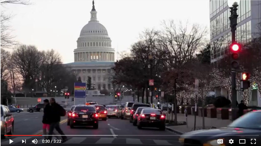 James Hickman presents: The Road to the Inauguration (Official DVD Trailer)