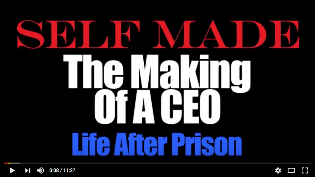 Self Made: The Making of a CEO (DVD Docu Sneak Preview)
