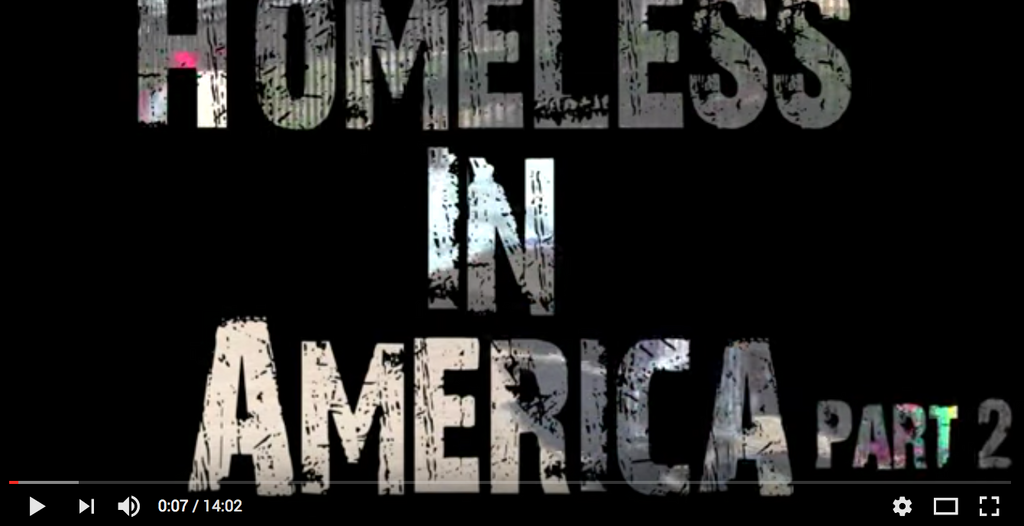 Homeless in America part 2 (Sneak Peek)