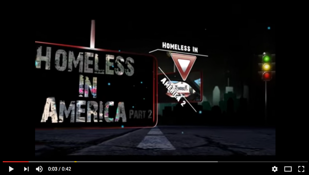 Homeless In America Part 2 Preview