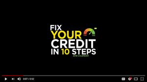 Fix Your Credit In 10 Steps