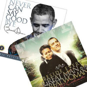 2016 Obama Calendar Collection
