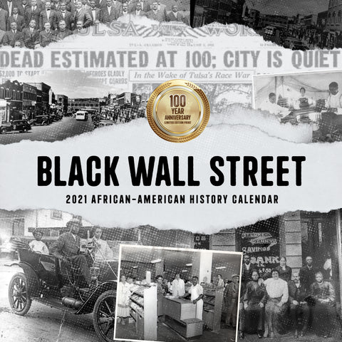 Black Wall Street 100th Anniversary Limited Edition
