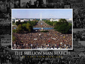 18x24 The Million Man March