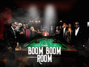 18x24 The Boom Boom Room