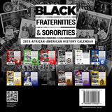 2018 Black Fraternities & Sororities Calendar